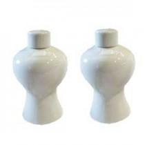 土器瓶子(1対)