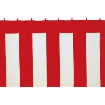 紅白幕(W5400×H1800)画像1
