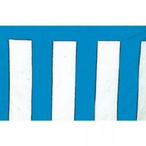 青白幕(W9000×H1800)画像1